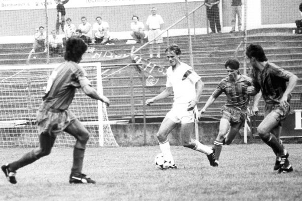 Fußball, Leipzig, FC Sachsen LeipzigFC Sachsen, 17.08.1991© WILLNOW