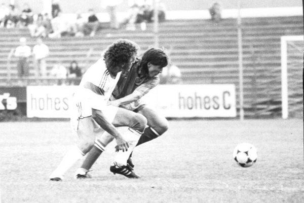 Fußball, Leipzig, FC Sachsen Leipzig17.08.1991© WILLNOW