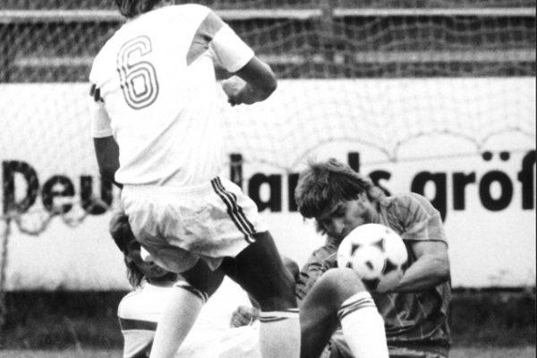 Fußball, Leipzig, FC Sachsen LeipzigSaison 1991/92© Bild-Zeitung, Heico Halwas